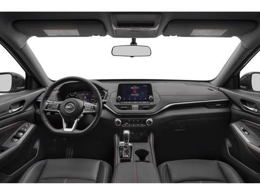 Black Nissan Altima >> 2019 Nissan Altima 2 5 Sl